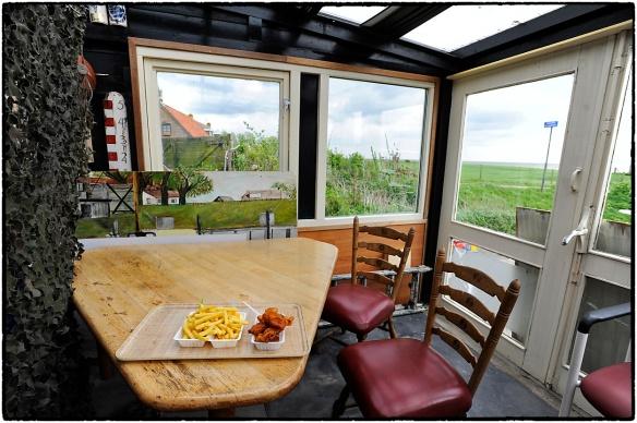 Eetzicht 120513 1529 Laaksum cafetaria Overwijk