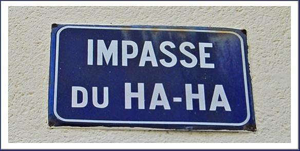 Impasse du Ha-Ha