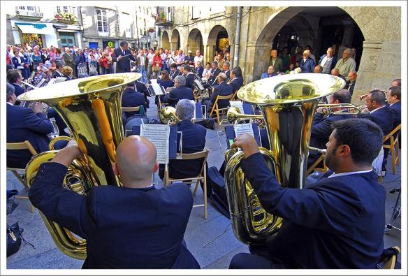 Orkest Santiago straat