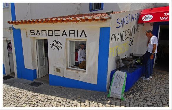 Barbier Ericeira