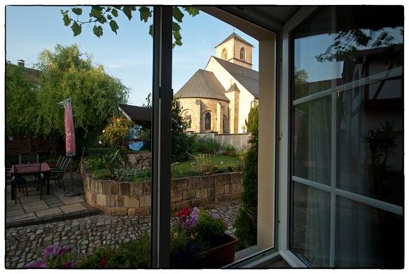 Waakzicht do 220813 0712 Creuzburg Thüringen Haus Kümstadt k geen nummer_DSC7157