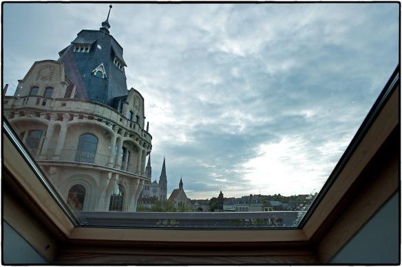 Waakzicht vrij 240513 0749 Chartres Hotel Meridian K328_IND7738