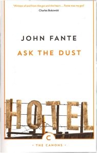 5. John Fante, Ask The Dust