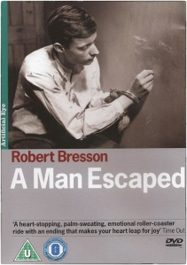 A Man Escaped, Robert Bresson