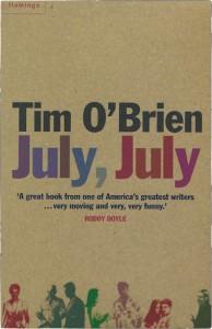 Tim O'Brien July, July