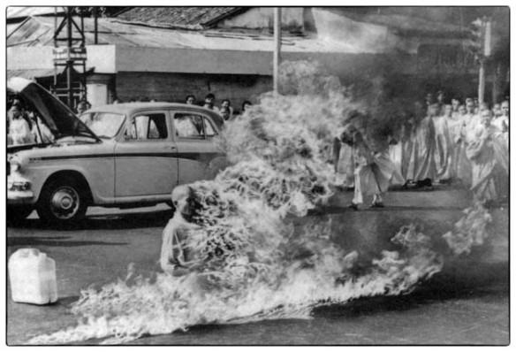 Thích Quảng Đức 11 June 1963