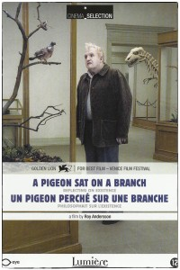 A Pigeon DVD Cover Front