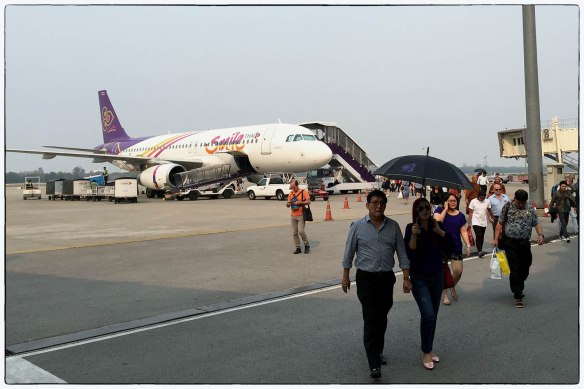 Airport Udon Thani IMG_6636