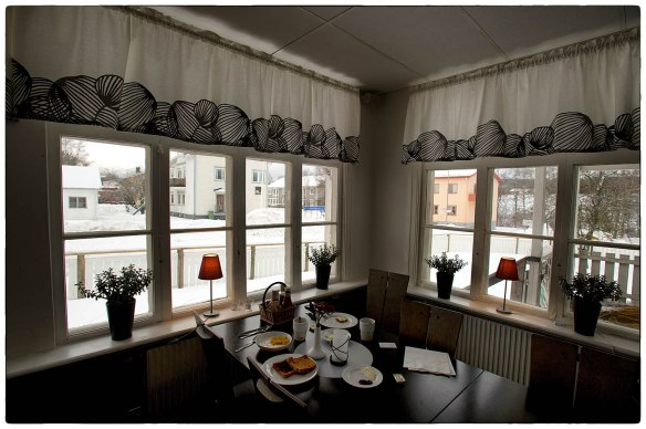 Eetzicht 220216 0838 Zweden, Ullanger, Ullangers Hotell _MLV6835